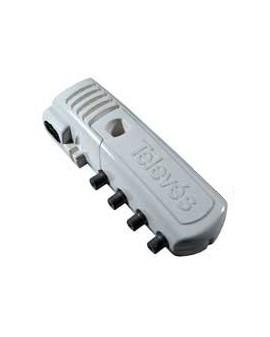 Amplificador de Interior 2 salidas + TV. R5-65 retorno activo
