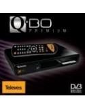 Receptor TDT Q-Bo Premiun, para GOL TV. TEL7152/Televes