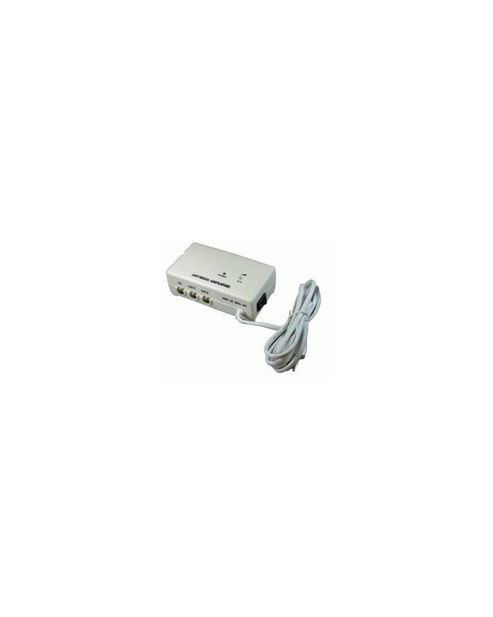 Amplificador de interior G20db 1entrada 2salidas Edc
