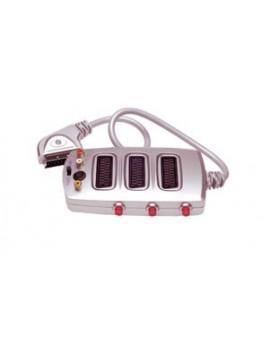 Cable Euroconector macho a caja 3 vias/Edc