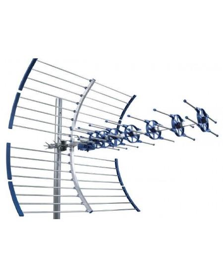 Antena TDT-UHF MAX50 17,5dB Especial LTEEngel