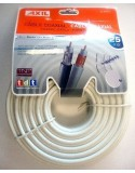 Rollo Cable Coaxial 25 metros 19VAtC Engel CA0728E