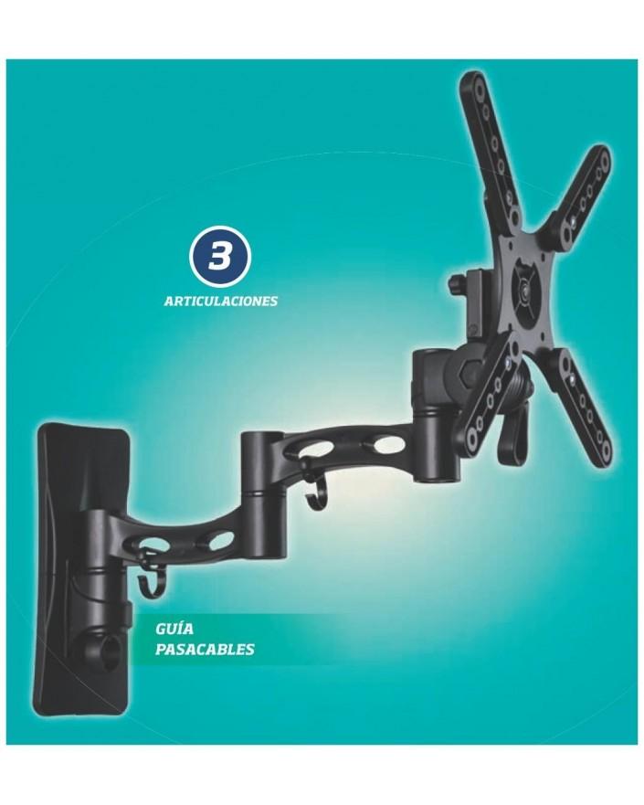 """Soporte TV LCD-PLASMA , LUNIXPRO-3 , 25 Kg - 32"""" /Axil"""