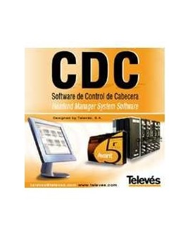 Software CDC 2.0 (Control De Cabeceras).