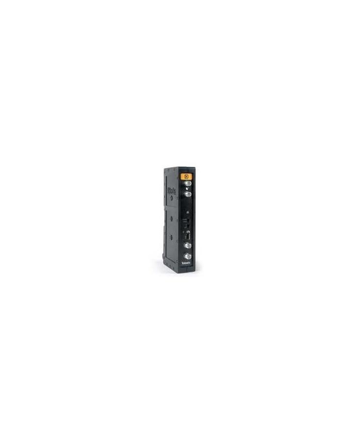 Amplificador monocanal FI SAT 35...50dB / 124dBuV Televes 5080