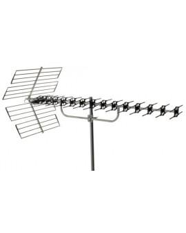 Antena uhf MX 17 dBd