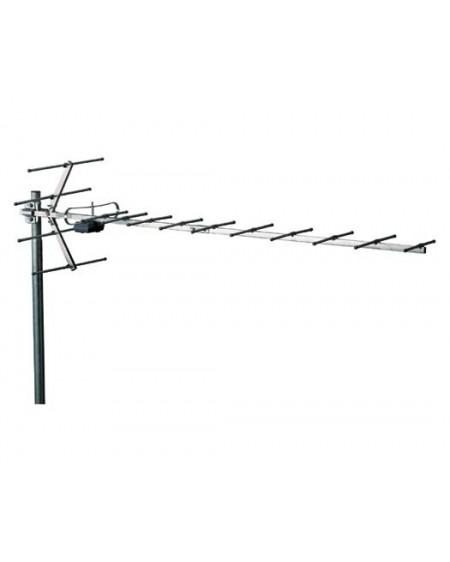 Antena TV para TDT 13 dBd