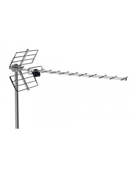 Antena TDT uhf 13 dBd