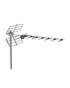 Antenas TV uhf 13 dBd