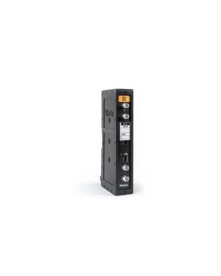 Amplificador monocanal Banda S 58 dB / 125 dBuV Televes 5087 T03