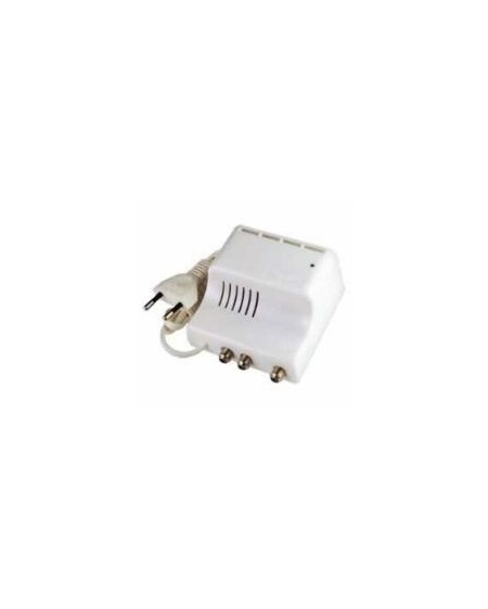 Amplificador de Antena Interior 1 salida RF+FI