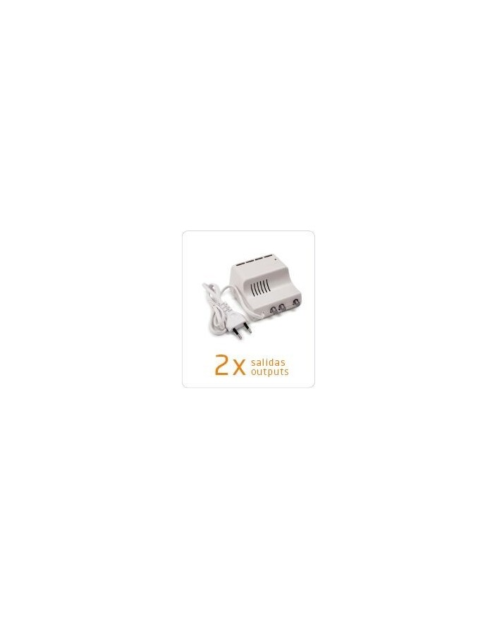 Amplificador de antena para interior engel 6140e 2 salidas - Amplificador de antena interior ...