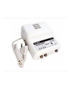 Amplificador Interior TV-SAT 2 salidas