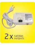 Amplificador Interior TV Engel 0348E 2 salidas