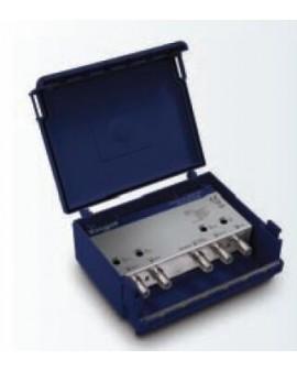 Amplificador de Mastil blindado UHF 4e, 1s de Engel