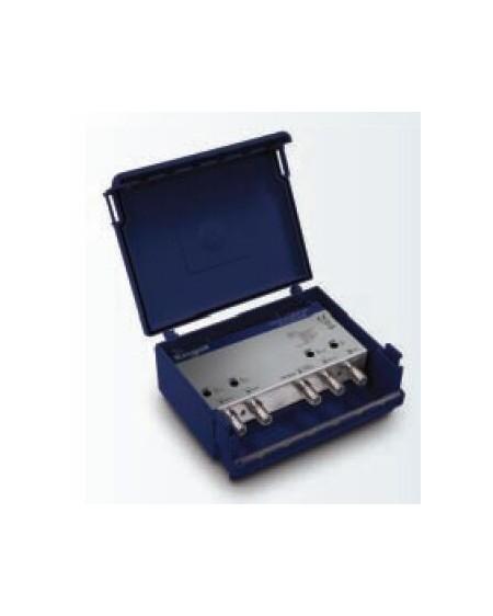 Amplificador de Mastil 1 entrada 4 salidas UHF 6106 de Engel