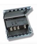 Mezclador para mastil MP6102 de 3 entradas VHF-UHF-UHF /Engel