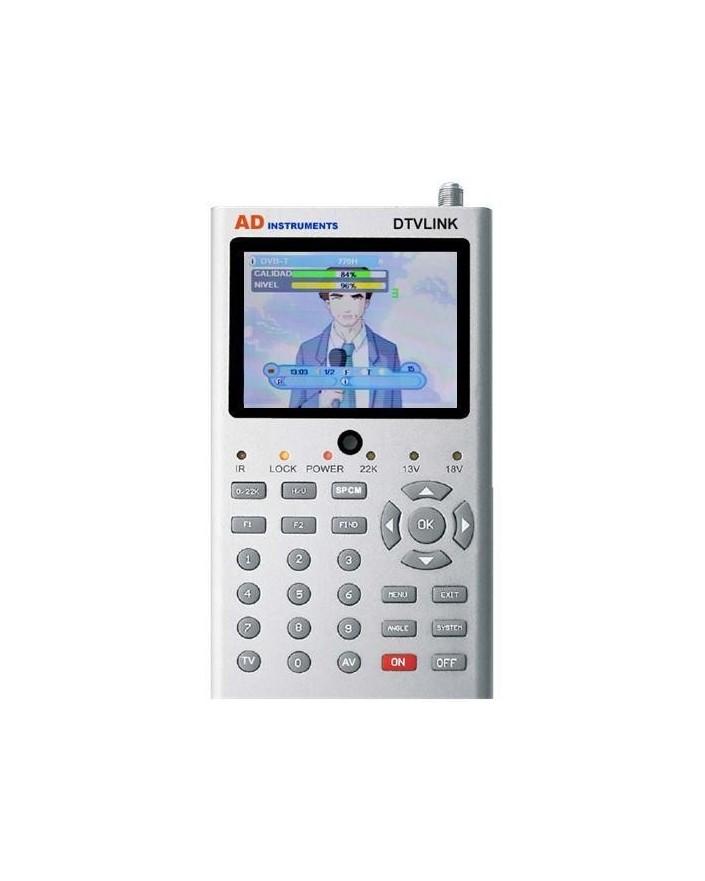Medidor de campo DTVLINK de AD Instruments