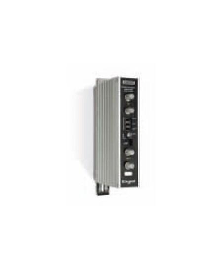 Amplificador Monocanal UHF Serie 6000 55dB, 125dBuV /Engel