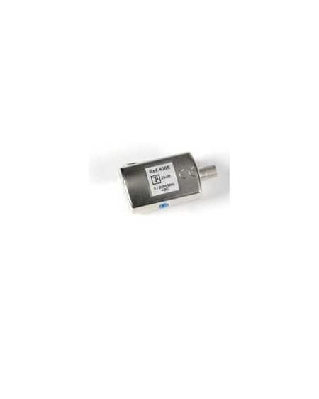 Atenuador ajustable 0-20db, paso DC.