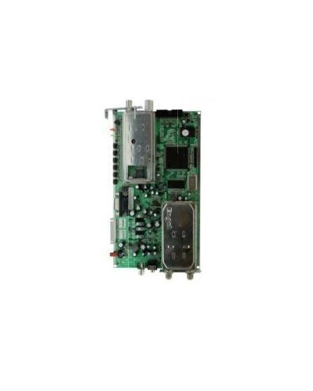 Receptor DC8 QPSK/PAL (Mod DSB Mono) /Engel