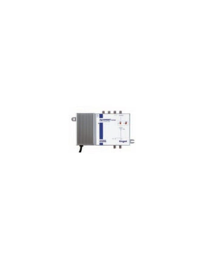 Central Amplificadora FI 42dB, 121dBuV, V/UHF (230Vac)/Engel