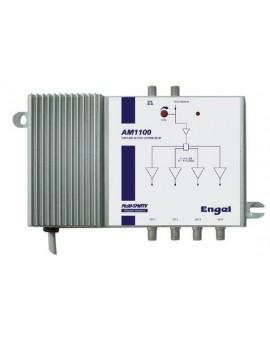Multicentral Reamplificadora de potencia /Engel