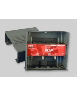 Mezclador SAT/TERR MF103 con paso de CC