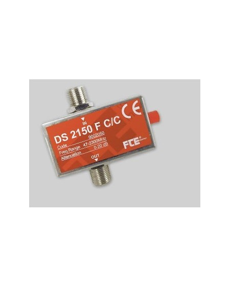 Atenuador F 0-20 db 0-2300 mhz
