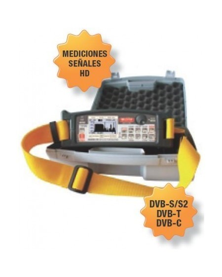 Medidor de campo DSA-103 de Ikusi