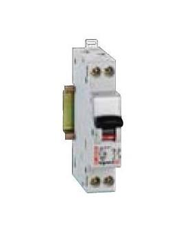 Magnetotérmico DV 6KA 1 Polo 6A CURVA-C LEXIC