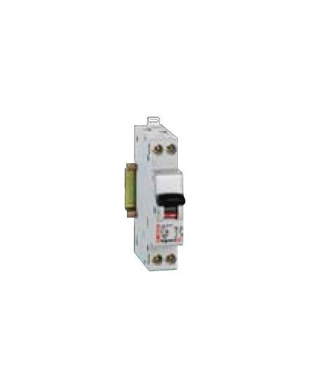 Magnetotérmico DV 6KA 1 Polo 10A CURVA-C LEXIC