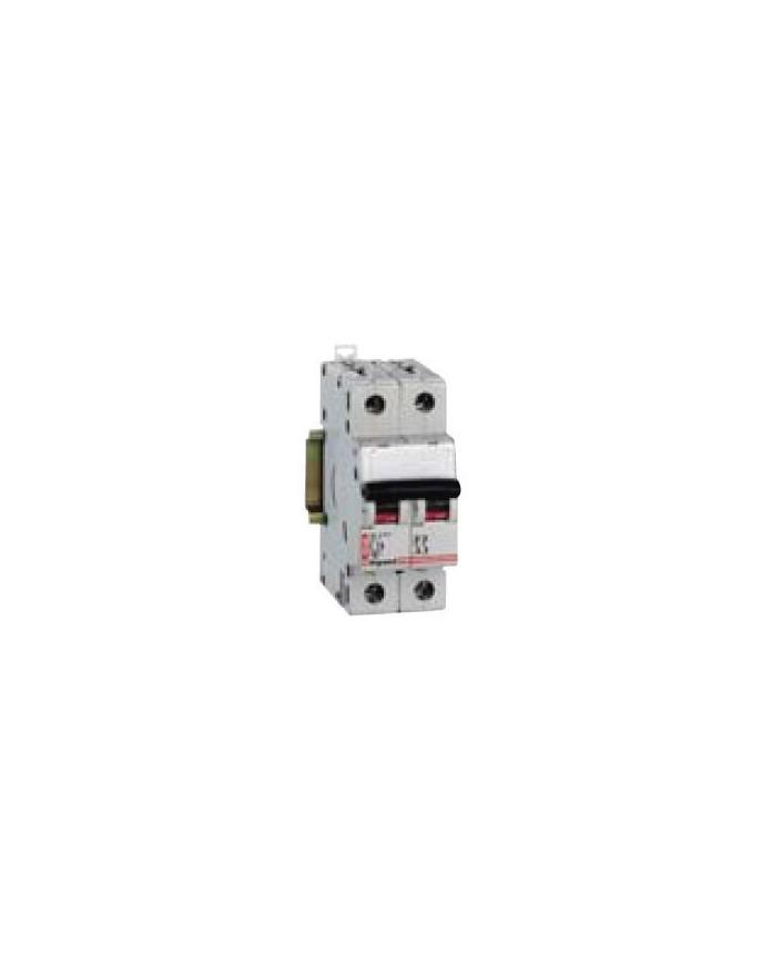 Magnetotérmico DV 6KA 1P+N 16A CURVA-C LEXIC