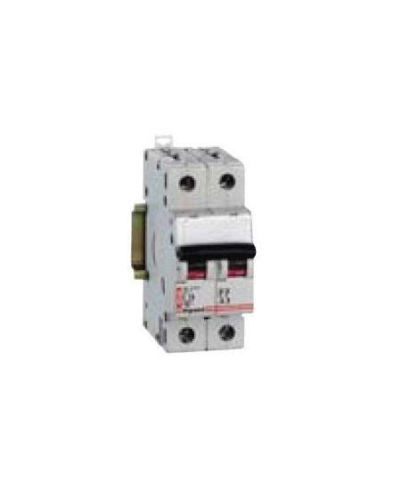 Magnetotérmico DV 6KA 1P+N 32A CURVA-C LEXIC