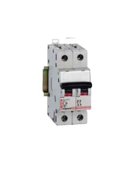 Magnetotérmico DX 6/10KA CURVA-C 1P+N 10A LEXIC