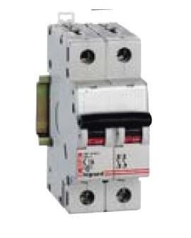 Magnetotérmico DX 6/10KA CURVA-C 1P+N 16A LEXIC