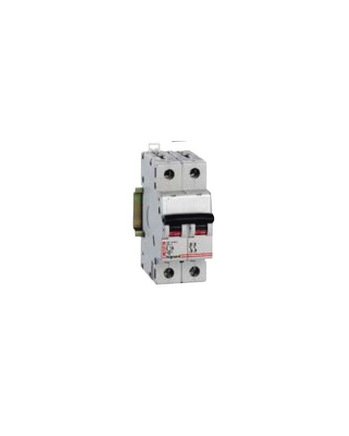 Magnetotérmico DX 6/10KA CURVA-C 1P+N 25A LEXIC