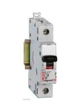 Magnetotérmico DX 6KA 1P+N 1módulo 10A CURVA-C LEXIC