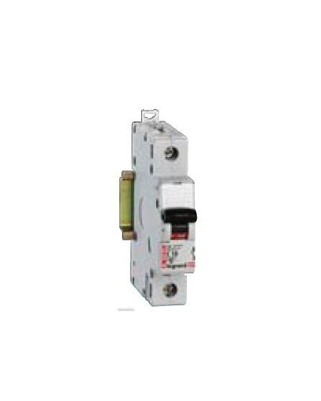 Magnetotérmico DX 6KA 1P+N 1 módulo 16A CURVA-C LEXIC