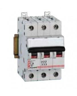 Magnetotérmico DX 6/10KA 3 Polos 40A CURVA-C LEXIC