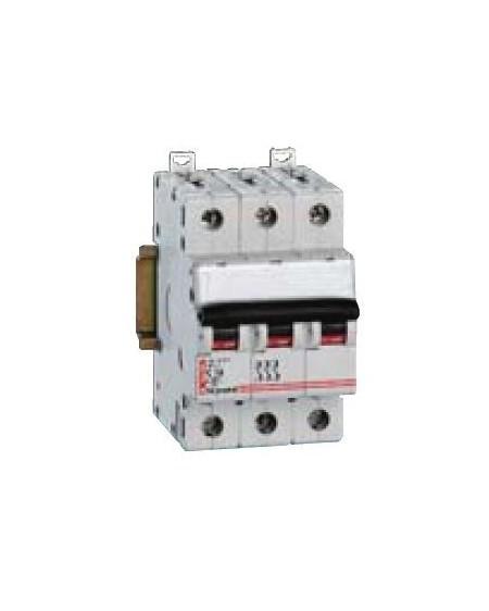 Magnetotérmico DX 6/10KA 3 Polos 63A CURVA-C LEXIC