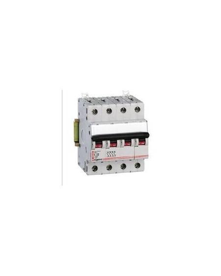 Magnetotérmico DX 6/10KA 4 Polos 40A CURVA-C LEXIC