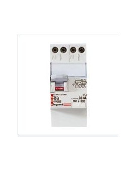 Diferencial DX 2 Polos 25A 300mA LEXIC
