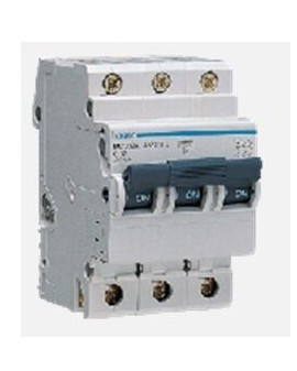 Magnetotérmico serie M 3 Polos 10A CURVA C