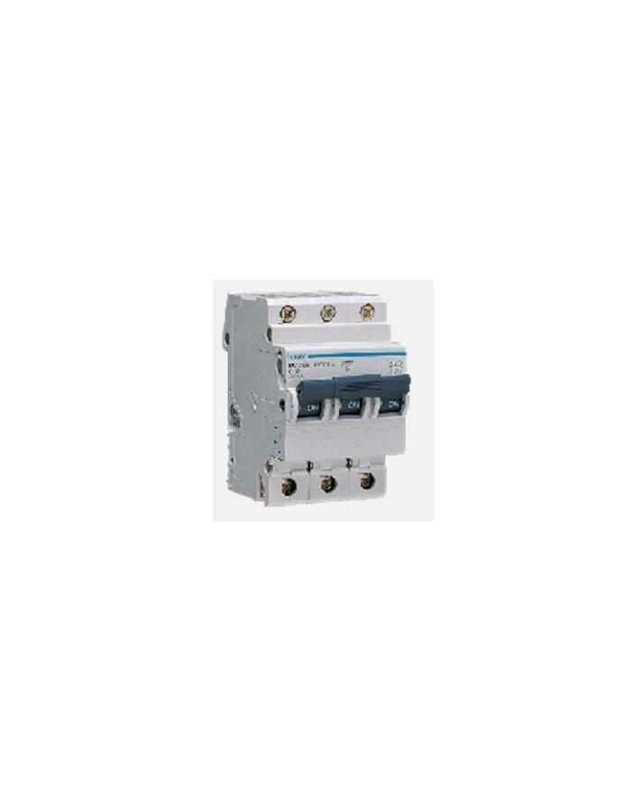 Magnetotérmico serie M 3 Polos 16A CURVA C