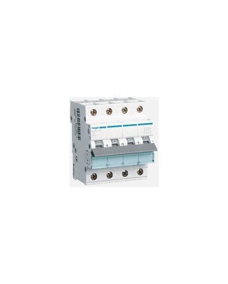 Magnetotérmico serie M 4 Polos 20A CURVA C