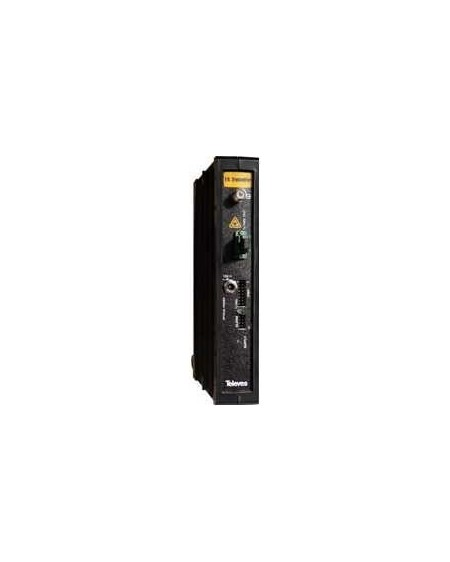 Transmisor Fibra Optica s/ canal de retorno.