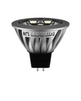 Bombilla LED RefLED 12V MR 16 regulable 6,5W 830 25°
