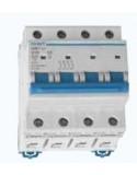 Magnetotérmico 4 Polos 10A CURVA C