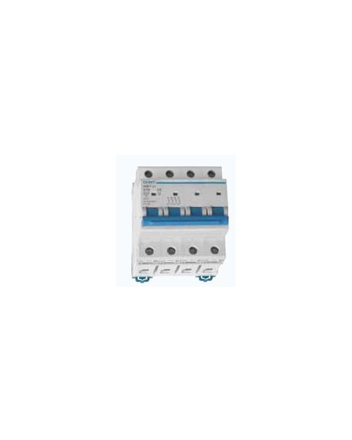 Magnetotérmico 4 Polos 25A CURVA C